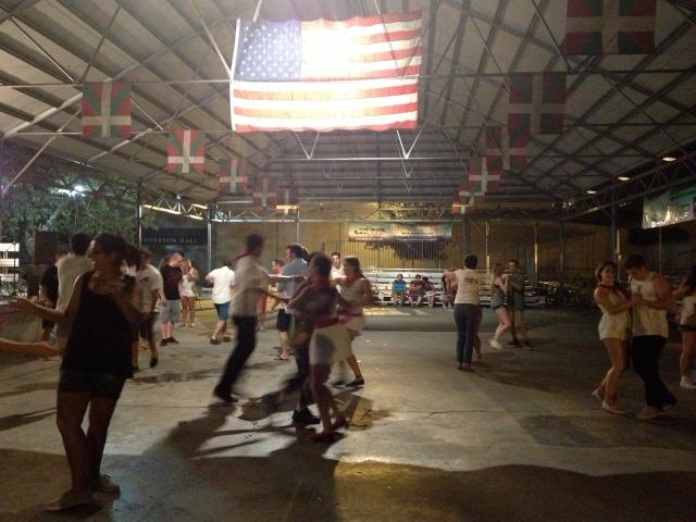 Chino dance